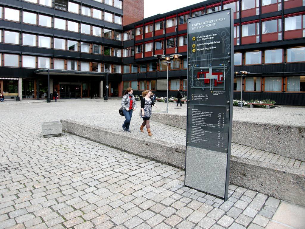 Universitetet i Oslo Nyhetsklipp